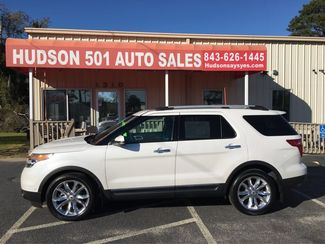 2012 Ford Explorer Limited | Myrtle Beach, South Carolina | Hudson Auto Sales in Myrtle Beach South Carolina
