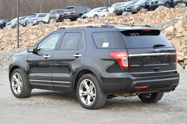 2012 Ford Explorer Limited Naugatuck, Connecticut 2
