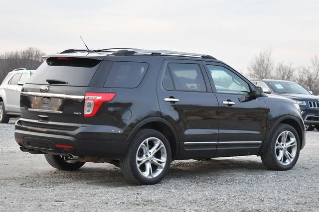 2012 Ford Explorer Limited Naugatuck, Connecticut 4