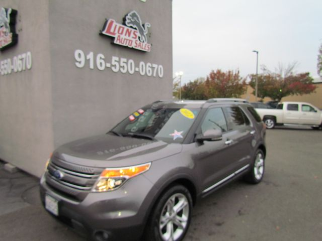 2012 Ford Explorer Limited in Sacramento, CA 95825