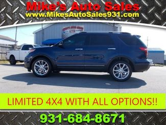 2012 Ford Explorer Limited Shelbyville, TN