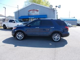 2012 Ford Explorer Limited Shelbyville, TN 2