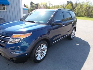 2012 Ford Explorer Limited Shelbyville, TN 6