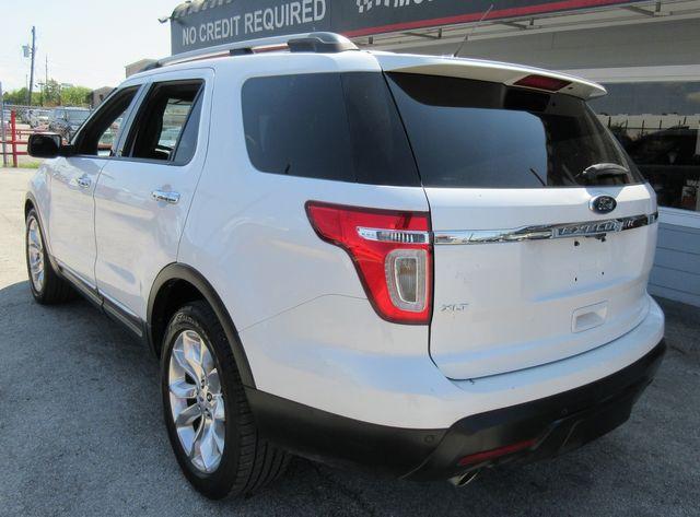 2012 Ford Explorer XLT south houston, TX 2