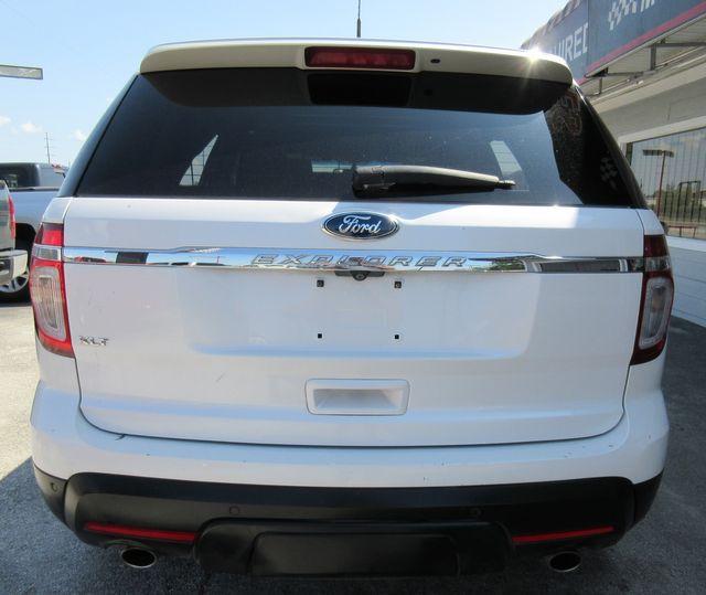 2012 Ford Explorer XLT south houston, TX 3