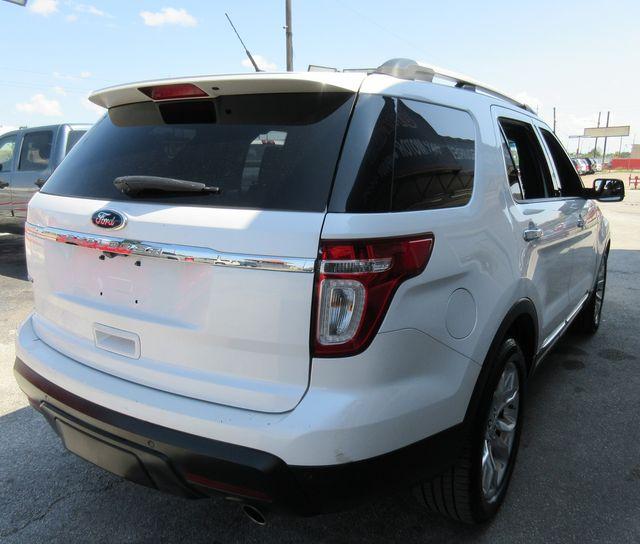 2012 Ford Explorer XLT south houston, TX 4