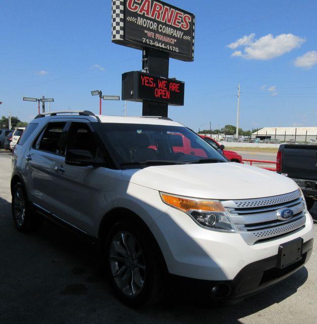 2012 Ford Explorer XLT south houston, TX 5
