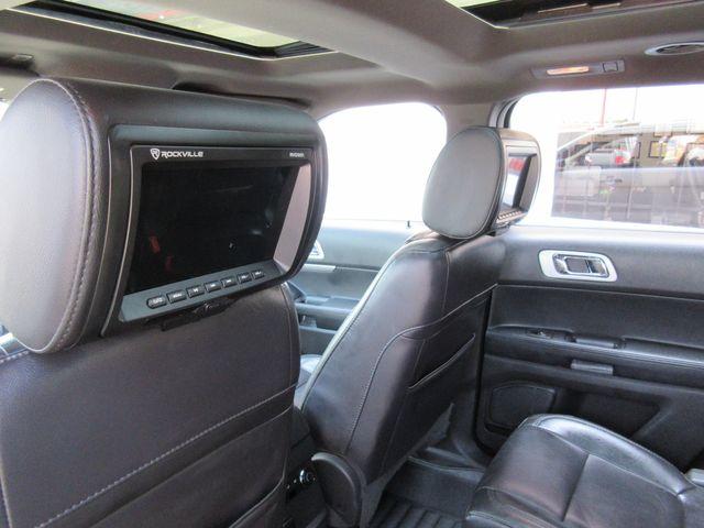 2012 Ford Explorer XLT south houston, TX 8