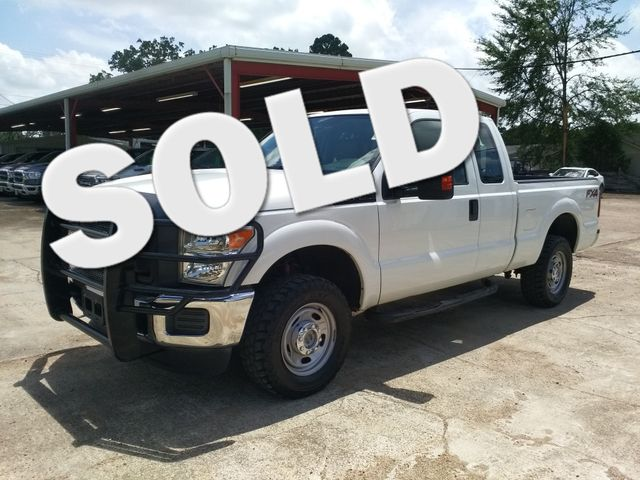 2012 Ford Ext Cab 4x4 Super Duty F-250 Pickup XL Houston, Mississippi
