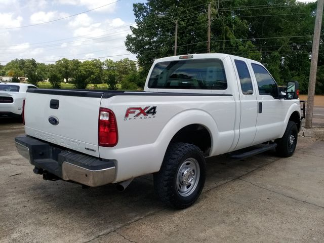 2012 Ford Ext Cab 4x4 Super Duty F-250 Pickup XL Houston, Mississippi 5