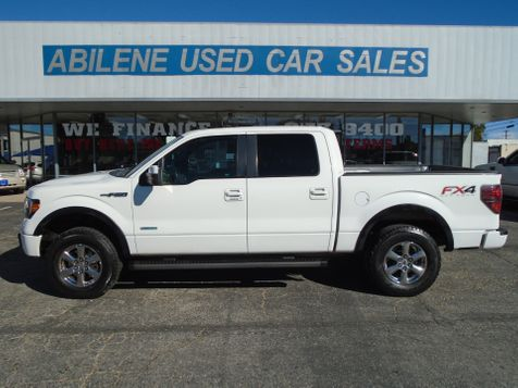 2012 Ford F-150 FX4 in Abilene, TX