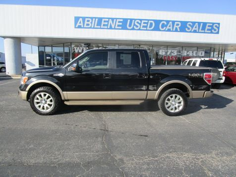 2012 Ford F-150 King Ranch in Abilene, TX