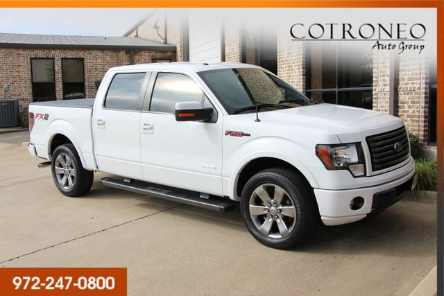 2012 Ford F-150 SuperCrew FX2 2WD