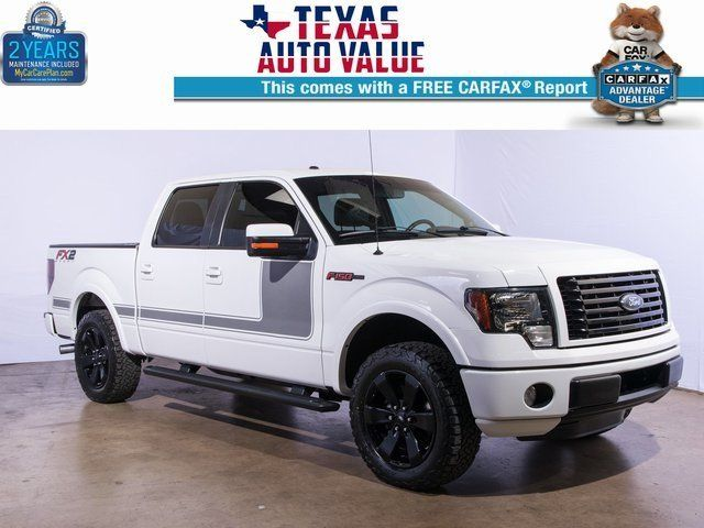 2012 Ford F-150 FX2 - w/Appearance Package