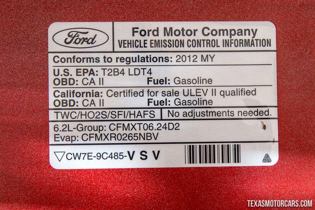2012 Ford F-150 SVT Raptor 4X4 in Addison Texas, 75001