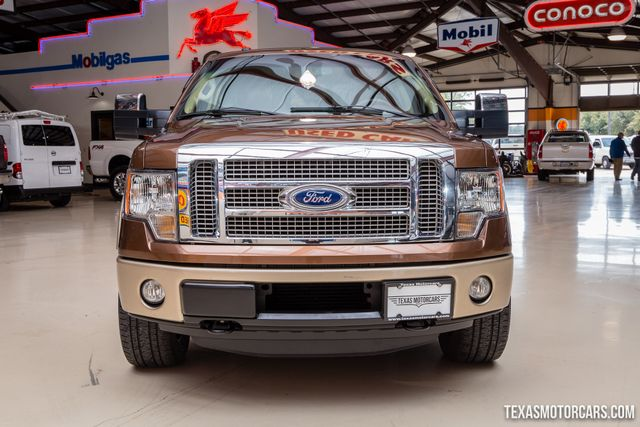 2012 Ford F-150 King Ranch 4X4 in Addison, Texas 75001