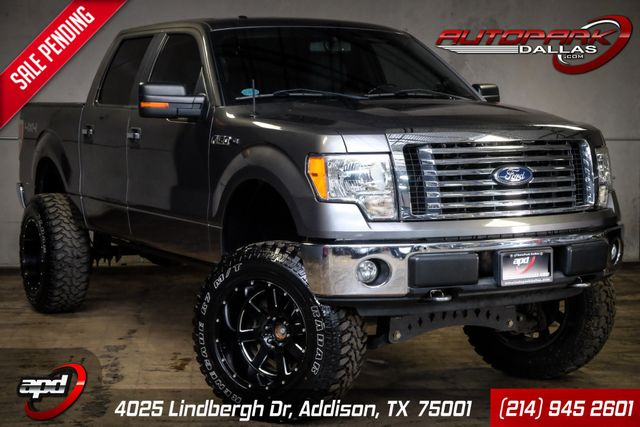 2012 Ford F-150 XLT Lifted w/ Upgrades