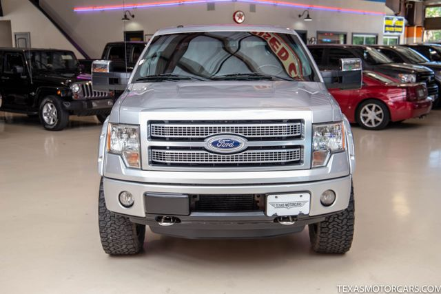 2012 Ford F-150 Platinum 4x4 in Addison, Texas 75001