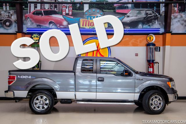 2012 Ford F-150 XLT 4x4 in Addison, Texas 75001
