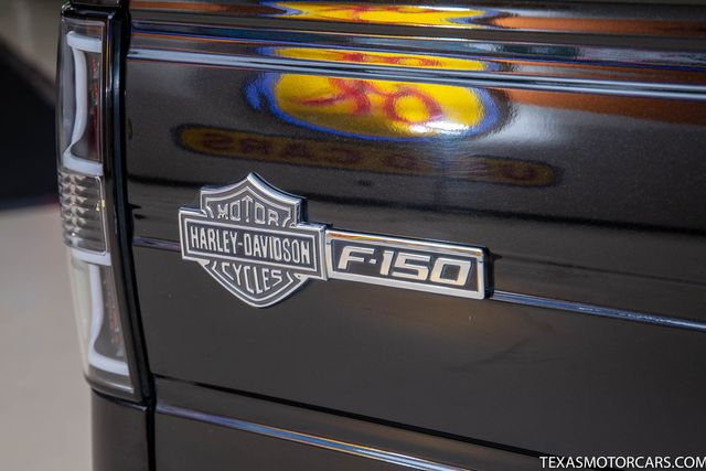2012 Ford F-150 Harley-Davidson 4x4 in Addison, Texas 75001