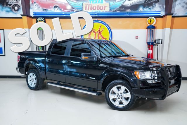 2012 Ford F-150 Lariat 4x4 in Plano, TX 75075