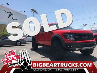 2012 Ford F-150 SVT Raptor | Ardmore, OK | Big Bear Trucks (Ardmore) in Ardmore OK