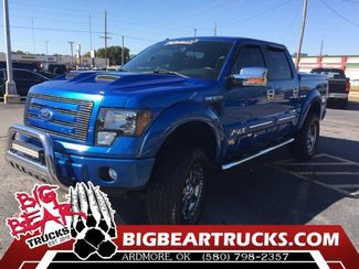 2012 Ford F-150 FX4   Ardmore, OK   Big Bear Trucks (Ardmore) in Ardmore OK