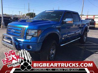 2012 Ford F-150 FX4 | Ardmore, OK | Big Bear Trucks (Ardmore) in Ardmore OK