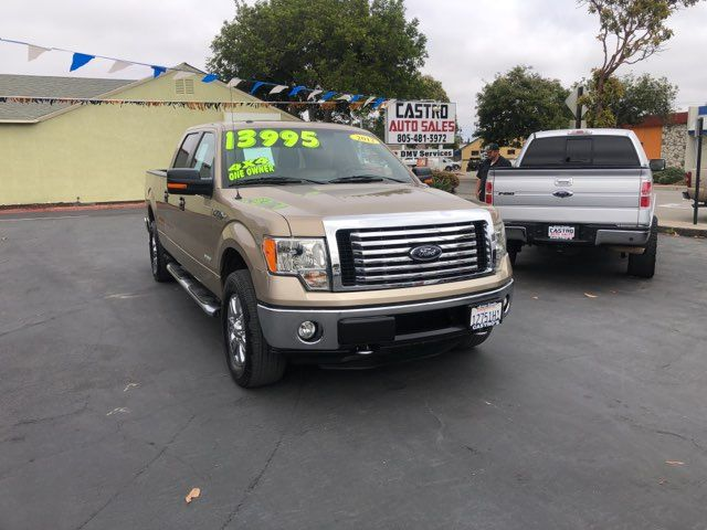 2012 Ford F-150 XLT in Arroyo Grande, CA 93420