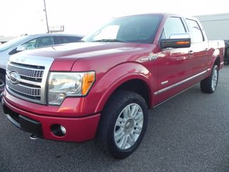 2012 Ford F-150 Crew Cab 4X4 Platinum in Martinez, Georgia 30907