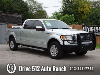 2012 Ford F-150 Lariat in Austin, TX 78745