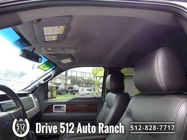 2012 Ford F-150 Lariat in Austin, TX 78745
