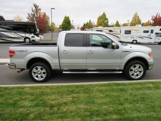 2012 Ford F-150 Lariat EcoBoost 4x4 Bend, Oregon 3