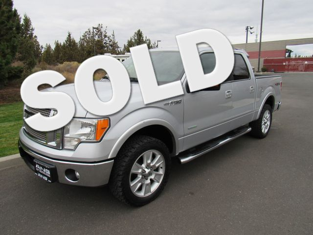 2012 Ford F-150 Lariat EcoBoost 4x4 Bend, Oregon