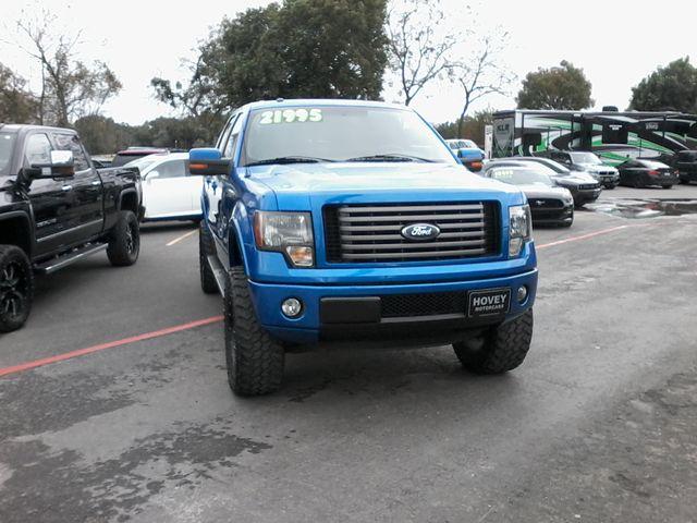 2012 Ford F-150 FX2 Boerne, Texas 4
