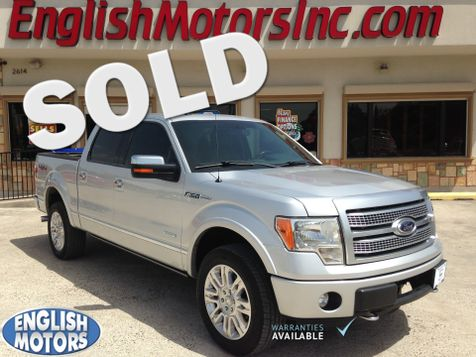 2012 Ford F-150 Platinum in Brownsville, TX
