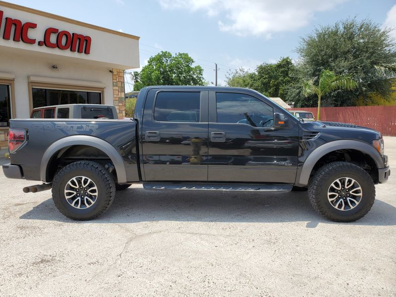 2012 Ford F-150 SVT Raptor  Brownsville TX  English Motors  in Brownsville, TX