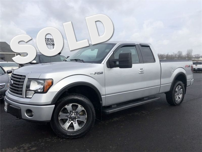 2012 Ford F-150 FX4 4x4 V8 Extended Cab Cln Carfax We Finance | Canton, Ohio | Ohio Auto Warehouse LLC in Canton Ohio