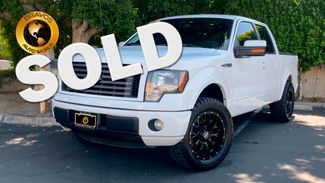 2012 Ford F-150 in cathedral city, California