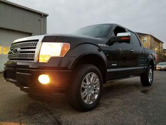 2012 Ford F-150 Platinum | Champaign, Illinois | The Auto Mall of Champaign in Champaign Illinois