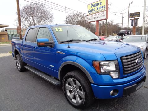 2012 Ford F-150 FX4 in Charlotte, NC