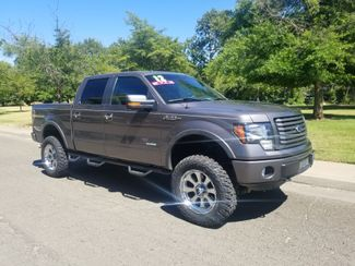 2012 Ford F-150 FX4 Chico, CA 11