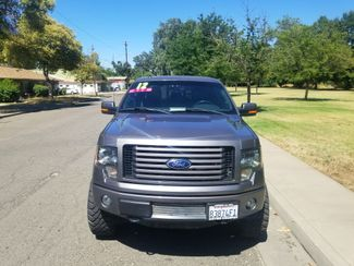 2012 Ford F-150 FX4 Chico, CA 1