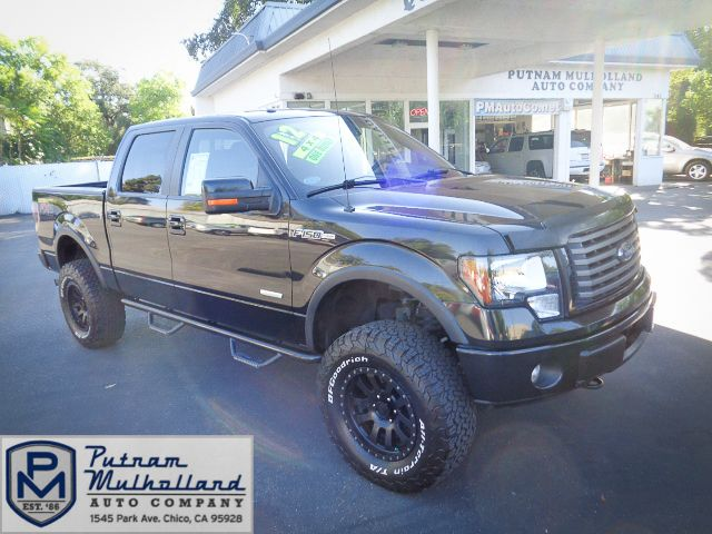 2012 Ford F-150 FX4 in Chico, CA 95928