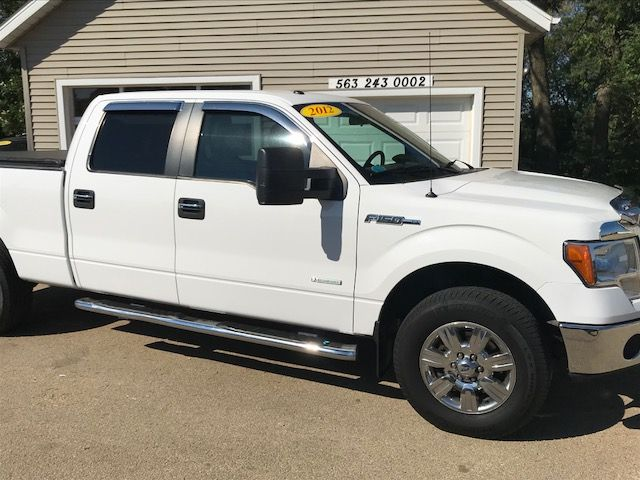 2012 Ford F-150 XLT in Clinton, IA 52732