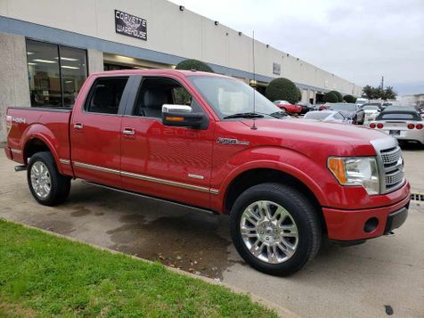 2012 Ford F-150 Platinum 4x4, Auto, Sunroof, NAV,  Alloys 151k!   Dallas, Texas   Corvette Warehouse  in Dallas, Texas