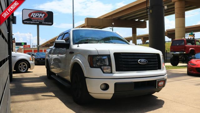 2012 Ford F-150 FX2 Lowered with Upgrades