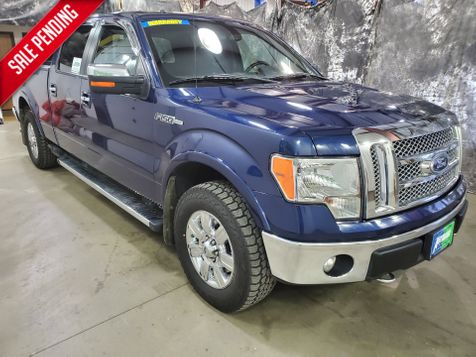 2012 Ford F-150 Lariat Super Crew   4x4 in Dickinson, ND