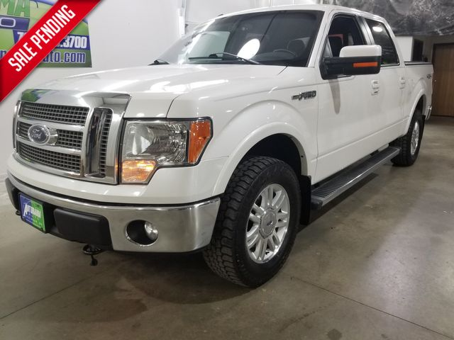 2012 Ford F-150 Lariat Super Crew 4x4 in Dickinson, ND 58601