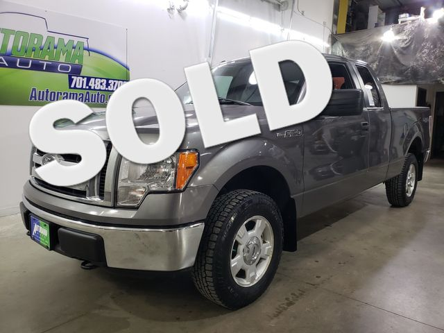 2012 Ford F-150 XLT 50,000 Miles 4x4 5.0L in Dickinson, ND 58601